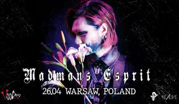 Going. | Madmans Esprit | Warszawa - Voodoo Club