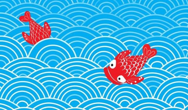 Going.   Kodomo no hi. Japoński dzień dziecka - Muzeum Sztuki i Techniki Japońskiej Manggha