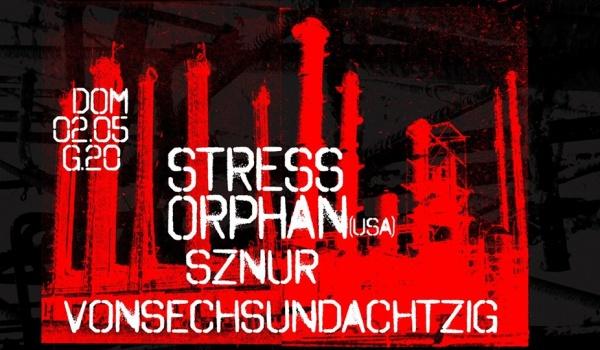 Going.   STRESS ORPHAN.SZNUR.VONSECHSUNDACHTZIG - DOM Łódź
