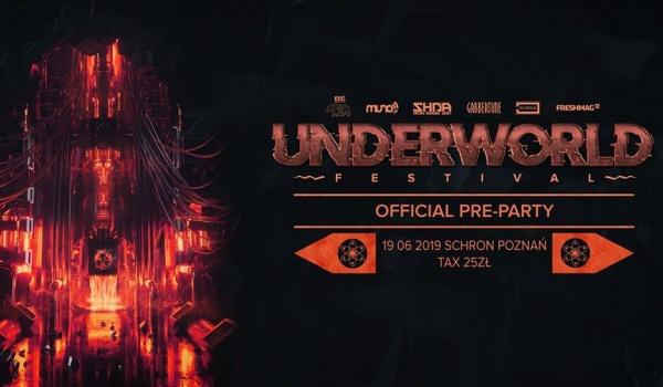 Going.   UF 2019 Pre-Party - Schron