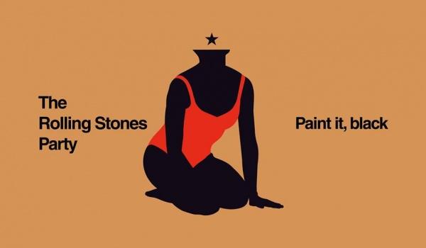 Paint It Black The Rolling Stones Party Barstudio