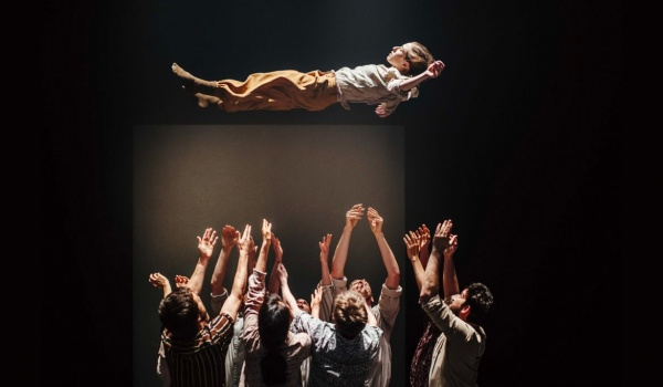 Going.   Hofesh Shechter Company - Grand Finale - Centrum Spotkania Kultur w Lublinie