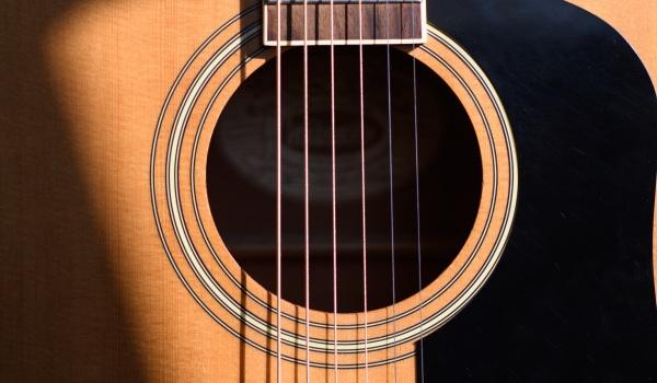 Going. | Czy na gitarze można grać widelcem? - Lekcje sztuki - Warsztaty Kultury