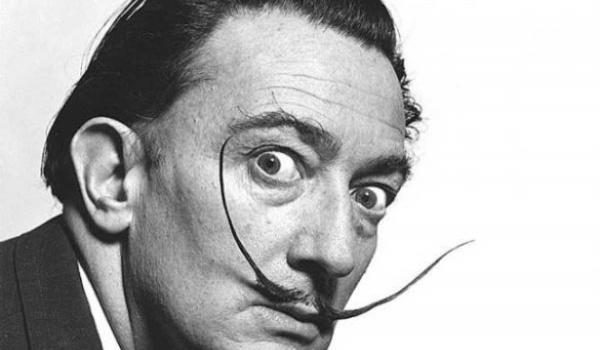 Going.   Salvador Dali: Boska komedia -  z prywatnej Kolekcji Kesauri - Pałac Schoena - Muzeum w Sosnowcu