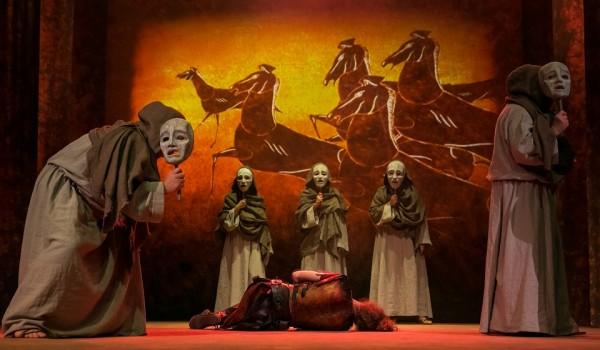 Going.   Dwanaście Prac Heraklesa - Teatr Groteska - Sala Kopułowa