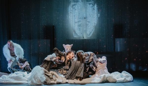 Going. | Mistrz i Małgorzata - Teatr Ludowy - Duża Scena