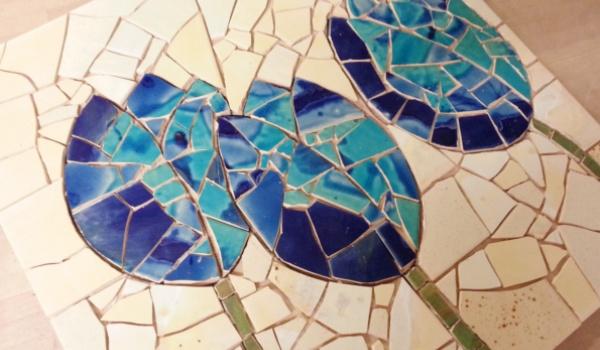 Going. | Majowe kreacje w ogrodzie - barwy szkła - Pracownia Działań Twórczych