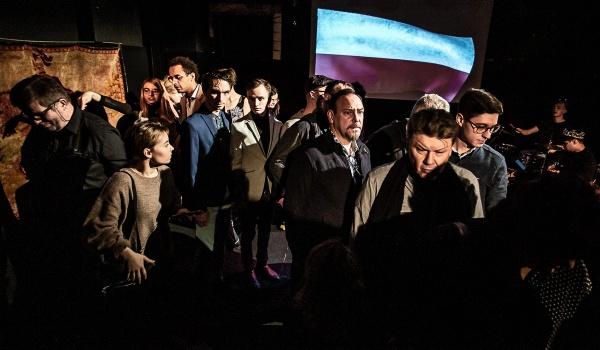 Going.   Noce Waniliowych Myszy - Odc. 11.Black Szczyt - Teatr Barakah / ArtCafe Barakah