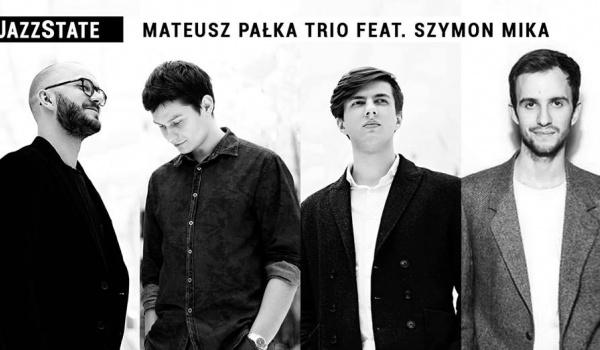 Going. | Mateusz Pałka Trio feat. Szymon Mika - Klub SPATiF