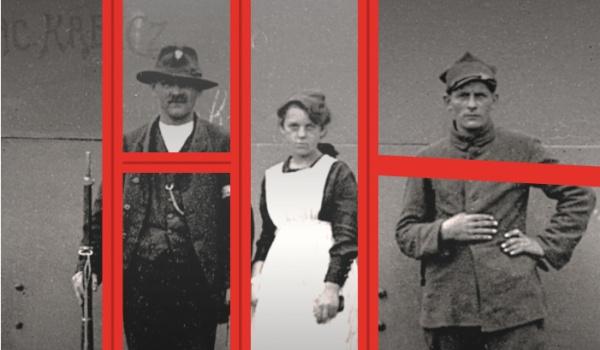 Going. | Niezapomniane. Kobiety w czasie powstań i plebiscytu - finisaż - Muzeum Śląskie