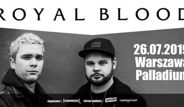 Going. | Royal Blood | Warszawa - Palladium