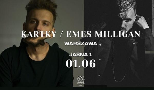 Going. | Kartky x Emes Milligan - Jasna 1