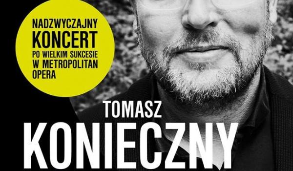 Going.   Tomasz Konieczny - koncert - Teatr Wielki - Opera Narodowa