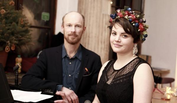 Going. | Natalia Piwowarczyk & Vitaliy Ivanov - Piec Art Acoustic Jazz Club