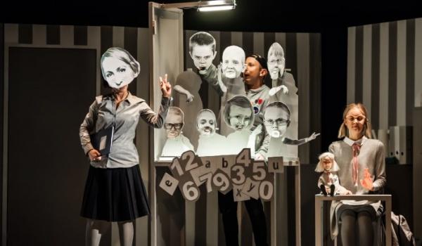 Going. | Teatr Baj: Grzeczna - Białostocki Teatr Lalek