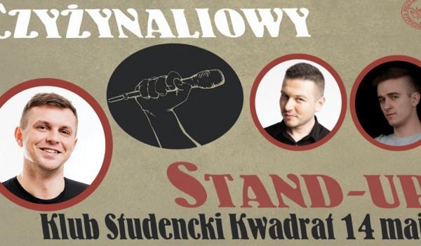 Going. | Czyżynaliowy Stand UP - Klub Kwadrat