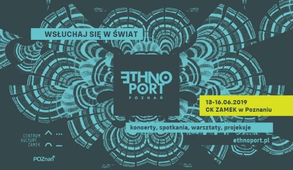 Going. | ETHNO PORT 2019 - LINA BABILONIA Y SON ANCESTROS - Centrum Kultury ZAMEK w Poznaniu