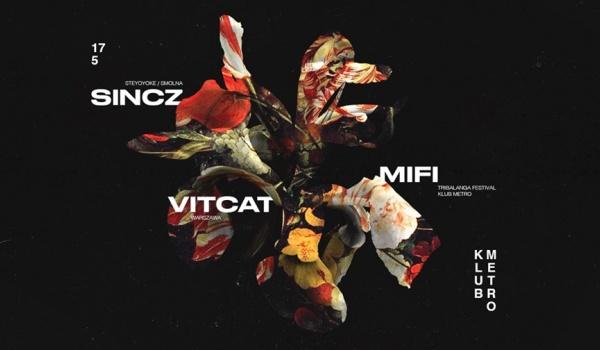 Going. | Atmosphere: vitcat / Sincz - Klub Metro