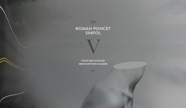 Going. | Roman Poncet / Sinfol / vitcat b2b Cocolino - Smolna