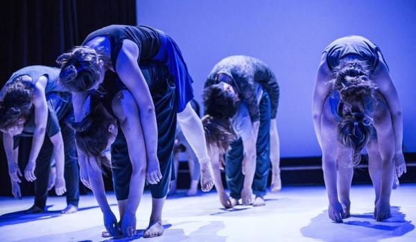 Going. | Warsztaty Oddaj ciężar / Partnering / Karolina Kroczak - Centrum Sztuki Tańca w Warszawie