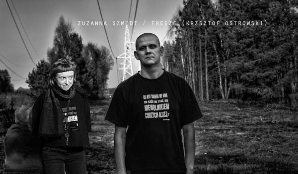 Going. | Szmidt x Ostrowski - instalacja słowno - muzyczna - MÓZG