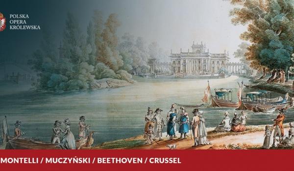 Koncert Kameralny W Pałacu Na Wyspie Bilety Na Koncert