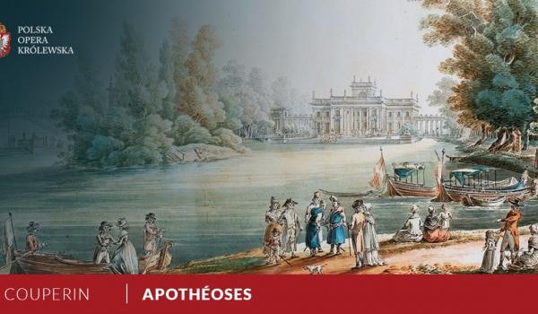 Going.   Koncert Kameralny w Pałacu na Wyspie   Apothéoses / Couperin - Muzeum Łazienki Królewskie