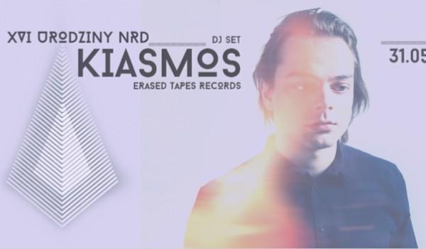 Going. | XVI Urodziny NRD - Kiasmos (DJ Set) - NRD Klub