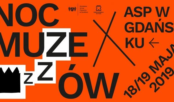 Going.   Noc Muzeów na ASP - Akademia Sztuk Pięknych w Gdańsku