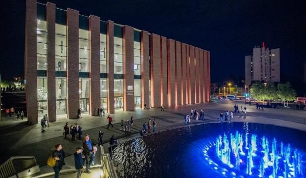 Going. | Noc muzeów 2019 - NOSPR - Narodowa Orkiestra Symfoniczna Polskiego Radia w Katowicach