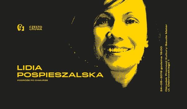 Going. | JAZZtochowa - Lidia Pospieszalska - OPK Gaude Mater