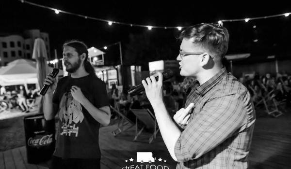 Going. | Czwartkowe karaoke na Młynowej. Voice of Młynowa - Streat Food Młynowa