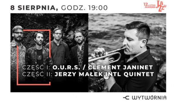 Going. | 12. LAJ - Clement Janinet O.U.R.S. / Jerzy Małek INTL Quintet - Klub Wytwórnia