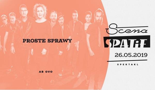 Going. | Proste sprawy / Ab Ovo - Klub SPATiF