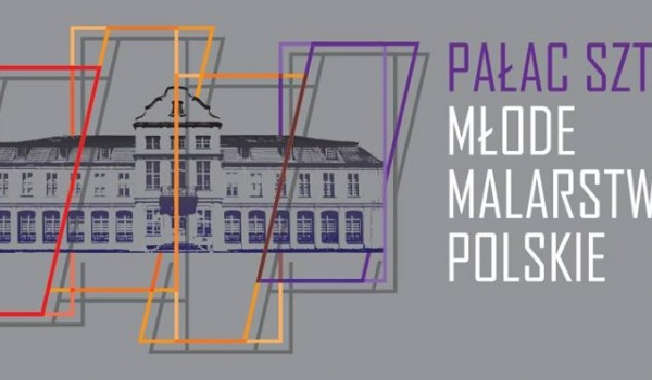 Going. | Pałac sztuki - Młode malarstwo polskie - Oddział Sztuki Nowoczesnej MNG