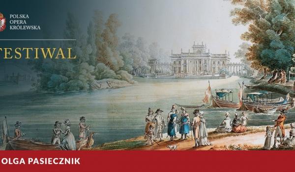 Going.   Koncert Kameralny / Olga Pasiecznik - Muzeum Łazienki Królewskie