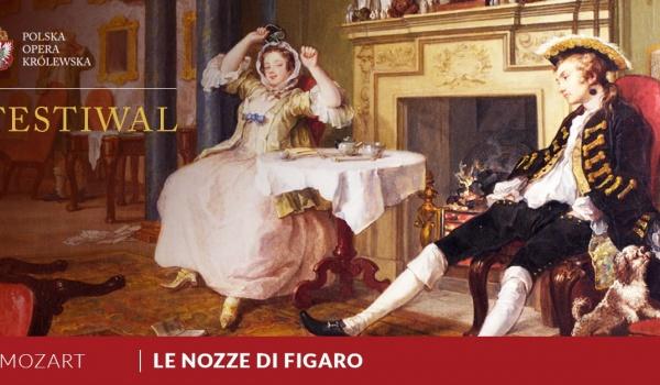 Going.   Le Nozze di Figaro / Mozart - Muzeum Łazienki Królewskie