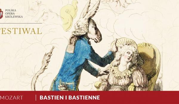 Going.   Bastien i Bastienne / Wolfgang Amadeus Mozart - Zamek Królewski