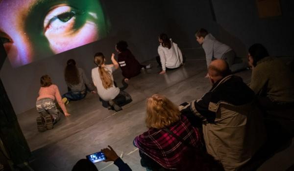Going. | Punkty widzenia / warsztaty ruchowo-medialne - Centrum Sztuki WRO - WRO Art Center