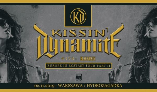 Going. | Kissin' Dynamite + BlackRain | Warszawa - Hydrozagadka