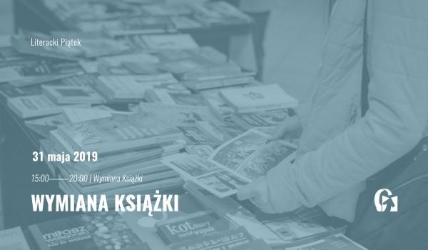Going.   Literacki Piątek: Wymiana Książki - OPK Gaude Mater