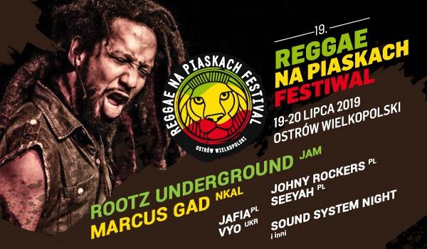 Going. | Festiwal Reggae na Piaskach - Piaski Szczygliczka