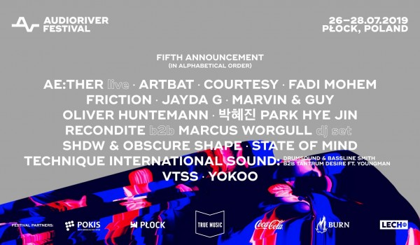 Going. | Audioriver 2019 - Audioriver Festival