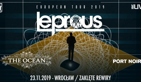 Going. | Leprous + The Ocean | Wrocław - Zaklęte Rewiry