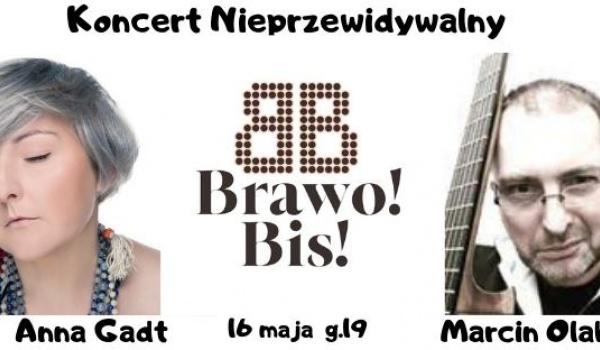 Going. | Anna Gadt / Marcin Olak - Koncert Nieprzewidywalny - Brawo Bis!