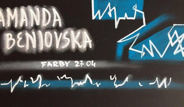 Going. | Amanda i Beniovska - FARBY