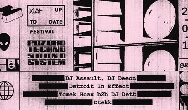 Going. | Elektryków X Pozdro Techno Sound System: DJ Assault / DJ Deeon - Ulica Elektryków