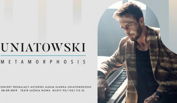 Going. | Uniatowski - Metamorphosis | Kraków - Teatr Łaźnia Nowa