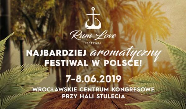 Going. | Rum Love Festiwal - Wrocławskie Centrum Kongresowe