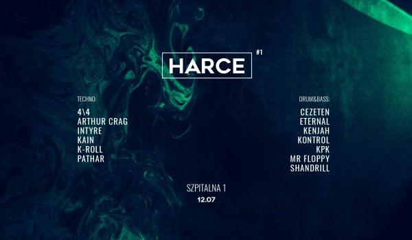 Going. | HARCE #1 - Szpitalna 1